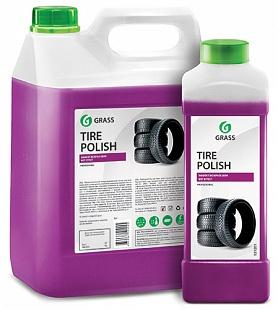 GRASS Полироль для шин Tire Polish 1 л